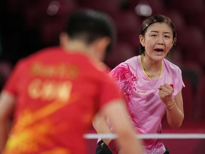 Zlato pre Čínu vybojovala Čchen Meng