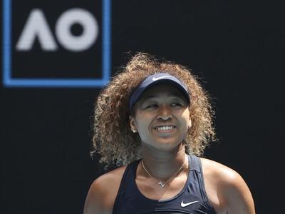 Naomi Osaková zvíťazila nad Su-wei Hsieh z Taiwanu dvakrát 6:2