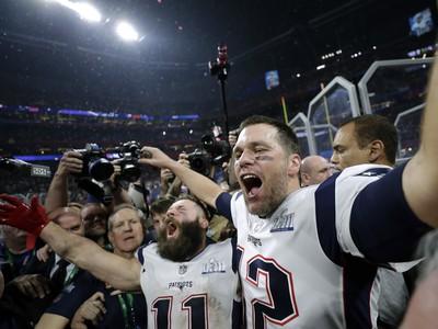Hráči New England Patriots