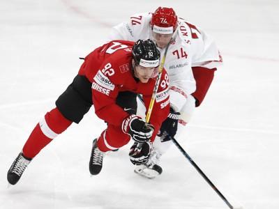 Na snímke vpravo bieloruský