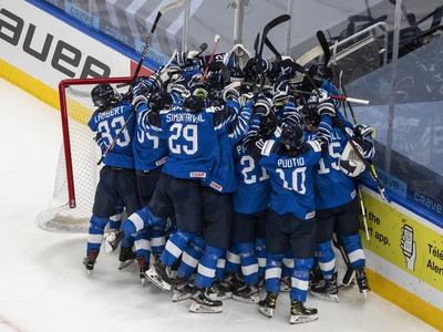 Fínsko oslavuje víťazstvo