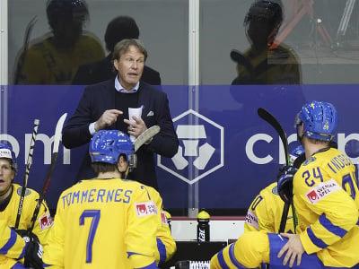 Johan Garpenloev a hokejisti Švédska