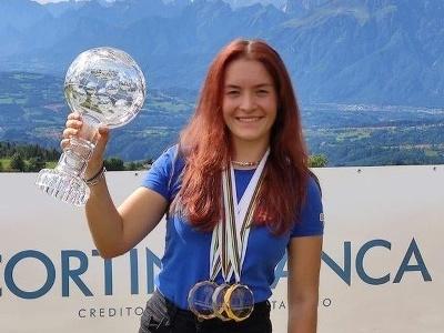 Nikola Fričová zvíťazila vo Svetovom pohári a patrí jej veľký glóbus