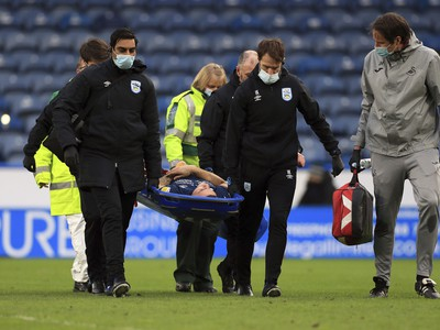 Jordan Morris utrpel vážne zranenie