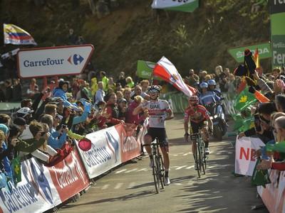 Pogačar vyhral už druhú náročnú etapu na tohtoročnej Vuelte