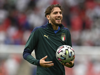 Taliansky futbalista Manuel Locatelli