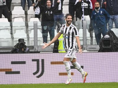 Manuel Locatelli a jeho gólové oslavy