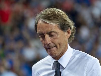 Kouč Talianska Roberto Mancini