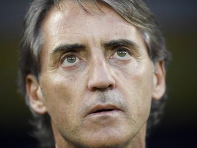 Roberto Mancini zažil na