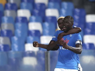 Kalidou Koulibaly a jeho gólové oslavy