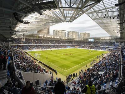 Nový štadión Tehelné pole
