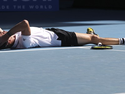 Márton Fucsovics vyhral päťsetovú