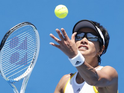Japonská tenistka Kimiko Dateová