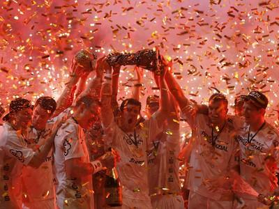 THW Kiel pri oslavách