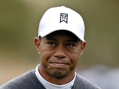 Tiger Woods po turnaji