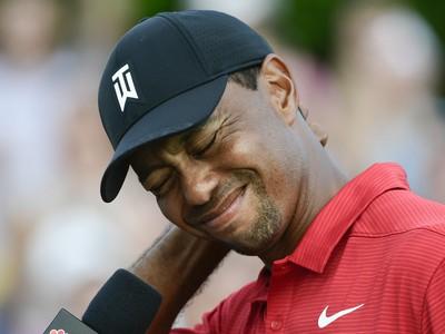Tiger Woods ovládol podujatie