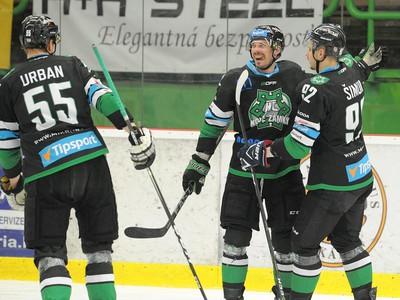 Hokejisti HC Mikron Nové