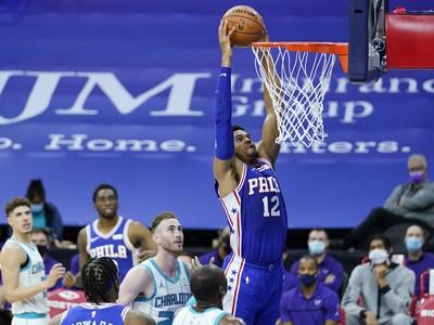 Basketbalista Philadelphie 76ers Tobias