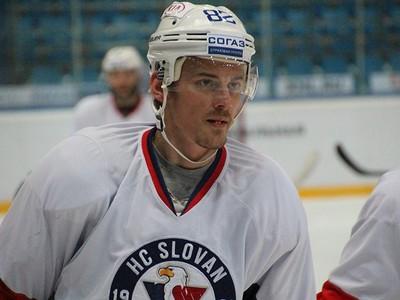 Tomáš Kopecký v drese
