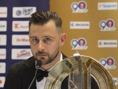 Tomáš Tatar s Cenou