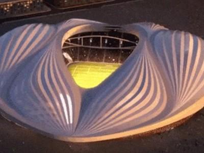 Toto je sexi štadión