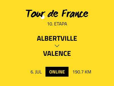 10. etapa Tour de