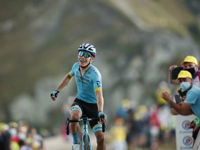 Miguel Ángel López ovládol 17. etapu Tour de France
