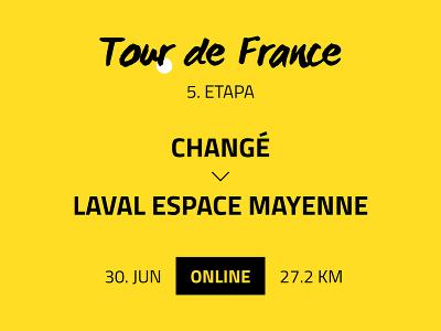 5. etapa Tour de