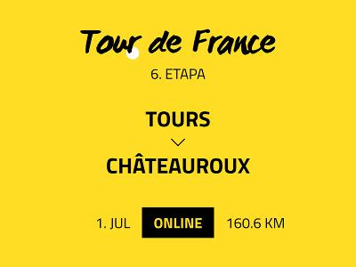 6. etapa Tour de