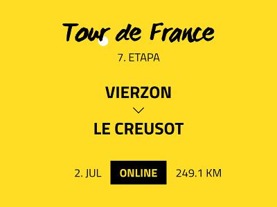 7. etapa Tour de