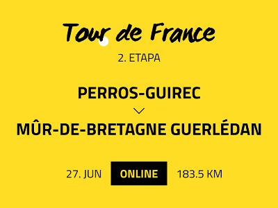 2. etapa Tour de