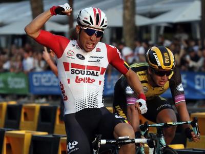 Caleb Ewan zvíťazil na Champs-Élysées