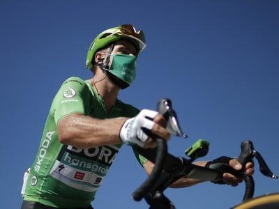 Peter Sagan v 10. etape Tour de France