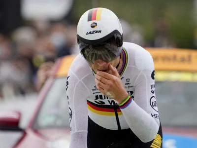 Nemecký cyklista Tony Martin