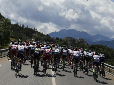 Giro d´Italia hlási veľkú