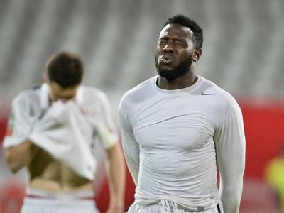 Patrick Ekeng skolaboval počas zápasu