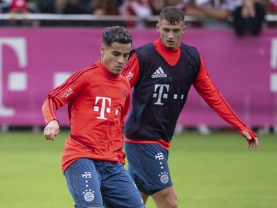 Philippe Coutinho a Michael