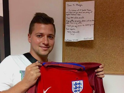 Martin Bohunický bude mať na kvalifikačnú prehru s Anglickom pozitívne spomienky