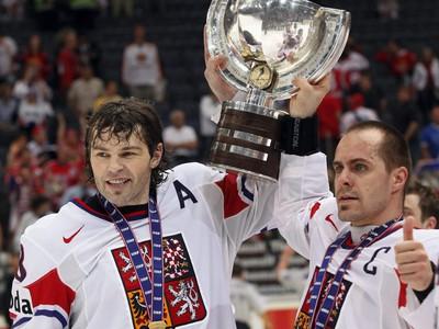 Tomáš Rolinek (vpravo) a