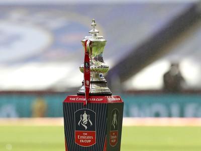 Trofej pre víťaza FA