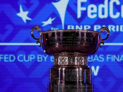 Trofej pre víťazky Fed