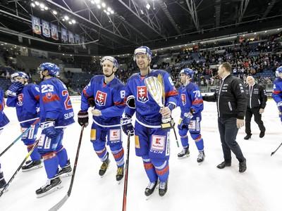 Slovenský hokejový tím s