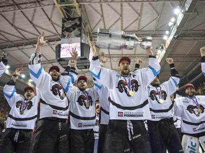 Oslavy hokejistov HC'05 iClinic