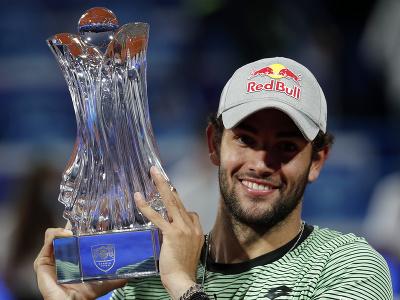 Matteo Berrettini ovládol turnaj v Belehrade
