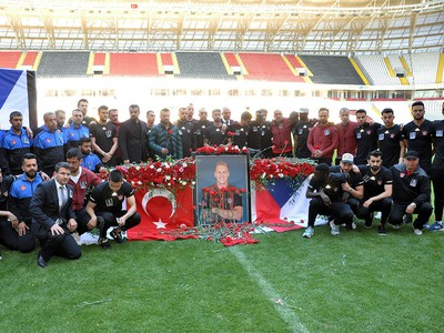 Turecký Gaziantepspor sa rozlúčil