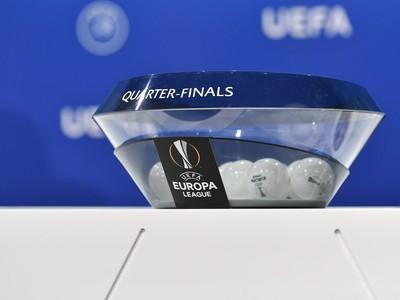 Štvrťfinálový žreb Európskej ligy