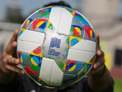 Oficiálna lopta Ligy národov