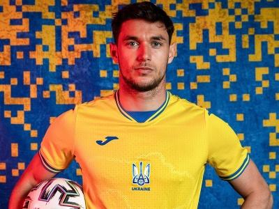 Nové dresy futbalistov Ukrajiny