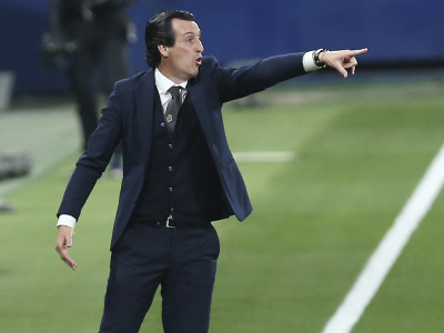 Tréner Villarrealu Unai Emery
