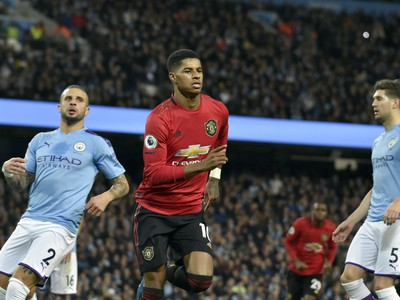 Marcus Rashford skóroval do